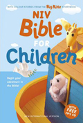 NIV Bible for Children with free MP3 CD